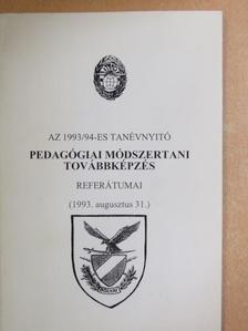 Dr. Farkas Tivadar - Pedagógiai módszertani továbbképzés [antikvár]
