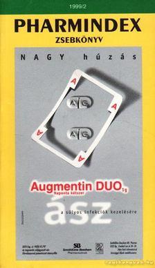 Kulcsár Béla - Pharmindex zsebkönyv 1999/2 [antikvár]