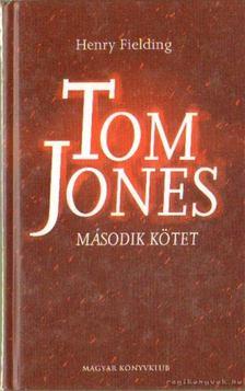 Henry Fielding - Tom Jones II. kötet [antikvár]