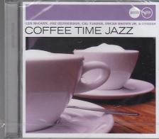 COFFEE TIME JAZZ CD