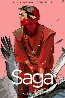 Brian K. Vaughan, Fiona Staples - Saga 2.