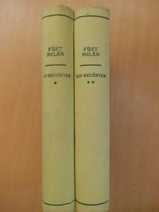 Füst Milán - Kis regények I-II. [antikvár]