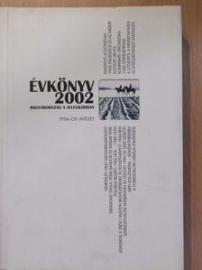 Borhi László - Évkönyv 2002 [antikvár]