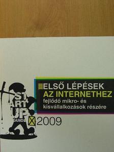 Antalóczy Tímea - Első lépések az internethez fejlődő mikro- és kisvállalkozások részére [antikvár]