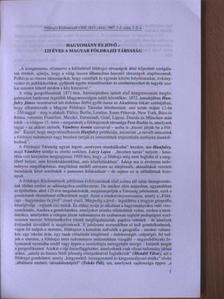 Bódis Katalin - Földrajzi közlemények 1997/1-2. [antikvár]