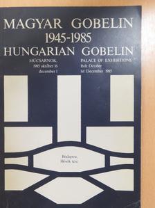 Pálosi Judit - Magyar gobelin 1945-1985 (dedikált példány) [antikvár]