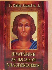 P. Bálint József - Hivatásunk az irgalom világrendjében [antikvár]