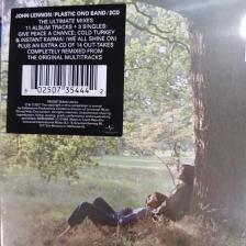 JOHN LENNON - PLASTIC ONO BAND 2CD JOHN LENNON