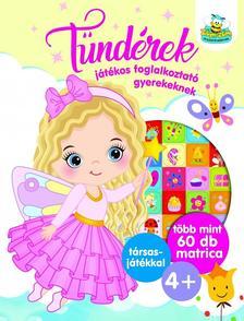 Tündérek - Játékos foglalkoztató gyerekeknek