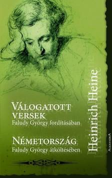 György Faludi - Heinrich Heine válogatott versek [eKönyv: epub, mobi]