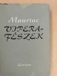 Francois Mauriac - Viperafészek [antikvár]