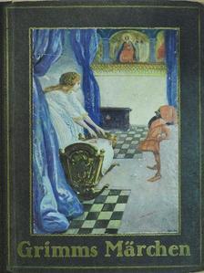 Grimm-testvérek - Kinder-Märchen I-II. (gótbetűs) [antikvár]