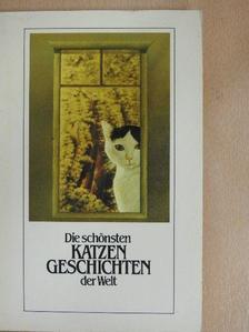 Bernhard Grizmek - Die schönsten Katzengeschichten der Welt [antikvár]