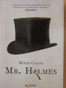Mitch Cullin - Mr. Holmes [antikvár]