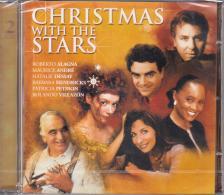 CHRISTMAS WITH THE STARS 2CD ALAGNA, ANDRÉ, DESSAÍ, HENDRICKS, PETIBON