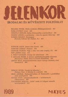 Csordás Gábor - Jelenkor 1989. május [antikvár]
