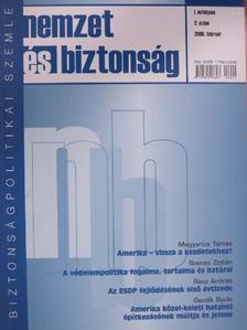 Berta Krisztina - Nemzet és biztonság 2008. február [antikvár]