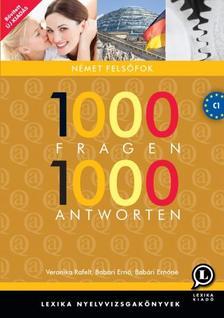 LX-0112-2 - 1000 Fragen 1000 Antworten - német felsőfok 2. kiadás