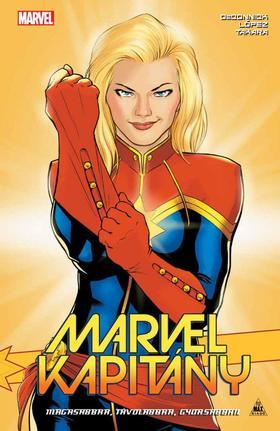 írta: Kelly Sue DeConnick  Képek: David Lopez - Marvel Kapitány