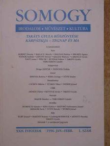 Albert Zsuzsa - Somogy 1996. jan.-febr. [antikvár]