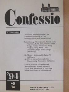 Albert Gábor - Confessio 1994/2. [antikvár]