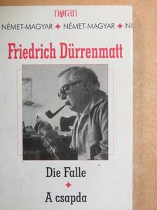 Friedrich Dürrenmatt - A csapda [antikvár]