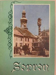 Becht Rezső - Sopron  [antikvár]