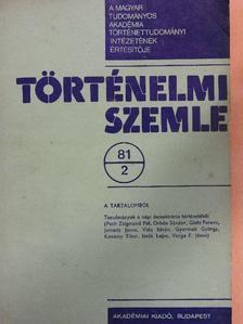 Antall József - Történelmi Szemle 1981/2. [antikvár]