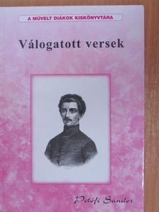 Petőfi Sándor - Válogatott versek [antikvár]