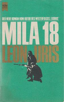 Leon Uris - Mila 18 [antikvár]