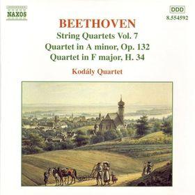 BEETHOVEN - STRING QUARTETS OP.132 CD KODÁLY QUARTET