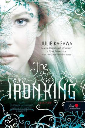 Julie Kagawa - A vaskirály - PUHA BORÍTÓS