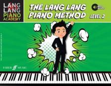 LANG LANG - THE LANG LANG PIANO METHOD LEVEL 2, AUDIO INCLUDED