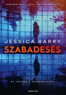 Jessica Barry - Szabadesés