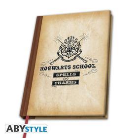 Harry Potter - Jegyzetfüzet - ABYNOT024