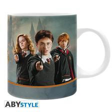 ABYMUG284 - Harry Potter - Harry és társai - bögre 320 ml - ABYMUG284