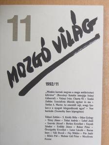 Barna Imre - Mozgó Világ 1992. november [antikvár]