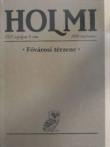 Ágh István - Holmi 2005. szeptember [antikvár]