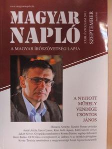 Albert-Lőrincz Márton - Magyar Napló 2011. szeptember [antikvár]