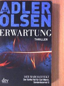 Jussi Adler-Olsen - Erwartung [antikvár]