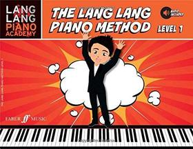 LANG LANG - THE LANG LANG PIANO METHOD LEVEL 1, AUDIO INCLUDED