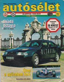 Fehér György - Autósélet 1997. szeptember [antikvár]