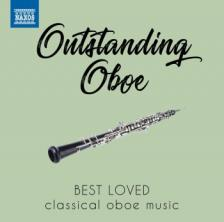 BACH, ALBINONI, MOZART, POULENC, HANDEL - OUTSTANDING OBOE BEST LOVED CD