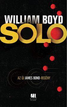 WILLIAM BOYD - SOLO [antikvár]