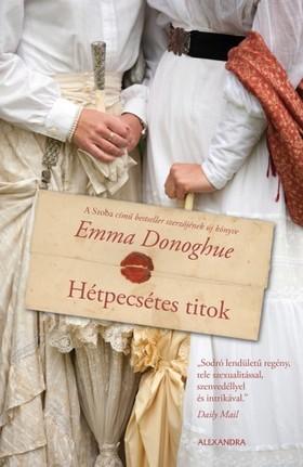 Emma Donoghue - Hétpecsétes titok [eKönyv: epub, mobi]