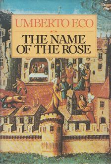 Umberto Eco - The Name of the Rose [antikvár]