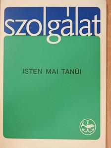 Béky Gellért - Szolgálat 1973. Kisboldogasszony ünnepén [antikvár]