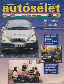 Fehér György - Autósélet 1997. november [antikvár]