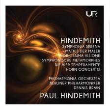 HINDEMITH CONDUCTS HINDEMITH 2CD