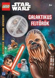 LEGO Star Wars - Galaktikus fejtörők - Ajándék Chewbacca minifigurával